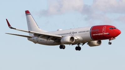 LN-NGO - Boeing 737-8JP - Norwegian