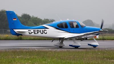 D-EPUC - Cirrus SR20 - Private
