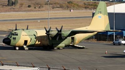 OM3 - Lockheed C-130B Hercules - Botswana - Defence Force