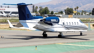 N888LJ - Bombardier Learjet 60 - Private