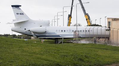 VP-BZE - Dassault Falcon 7X - Private