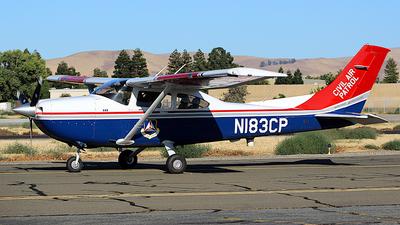 N183CP - Cessna 182T Skylane - United States - US Air Force Civil Air Patrol
