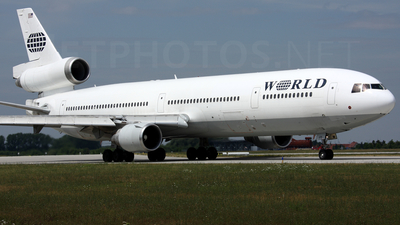 N278WA - McDonnell Douglas MD-11(ER) - World Airways