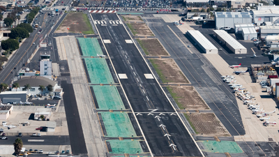 KHHR - Airport - Airport Overview