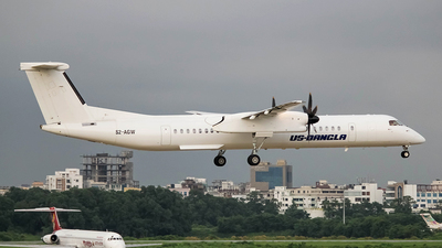 S2-AGW - Bombardier Dash 8-Q402 - US-Bangla Airlines