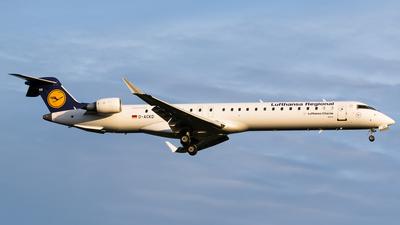 D-ACKD - Bombardier CRJ-900LR - Lufthansa Regional (CityLine)