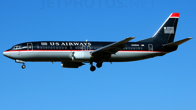 N426US - Boeing 737-4B7 - US Airways