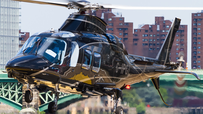 G-IPGL - Agusta-Westland AW-109SP - Private