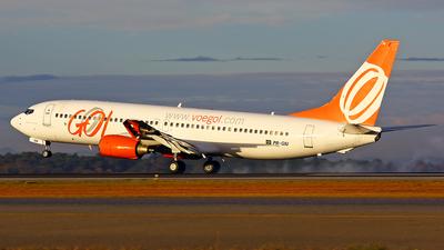 PR-GIU - Boeing 737-809 - GOL Linhas Aéreas