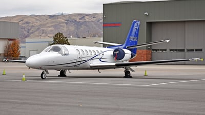 A picture of N166MC - Cessna 560 Citation Ultra - [5600523] - © Michael Rodeback