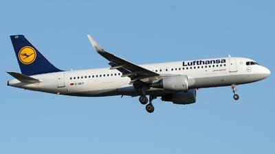 D-AIUY - Airbus A320-214 - Lufthansa