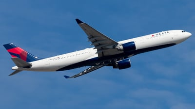N811NW - Airbus A330-323 - Delta Air Lines