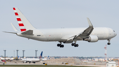 N381AN - Boeing 767-323(ER)(BDSF) - Air Transport International (ATI)