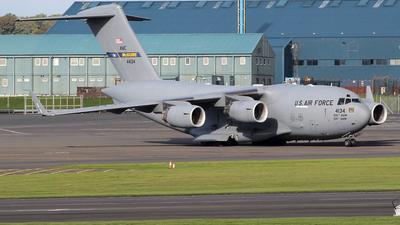 04-4134 - Boeing C-17A Globemaster III - United States - US Air Force (USAF)