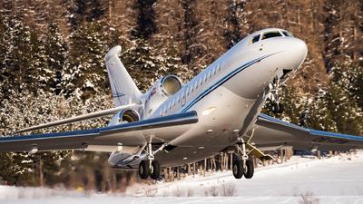 OE-IPW - Dassault Falcon 7X - Jet Pool Networks