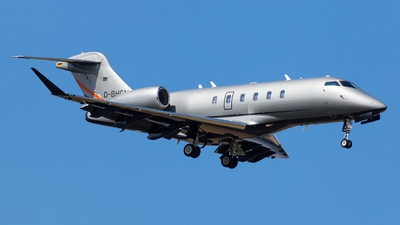 D-BHGN - Bombardier BD-100-1A10 Challenger 350 - Private