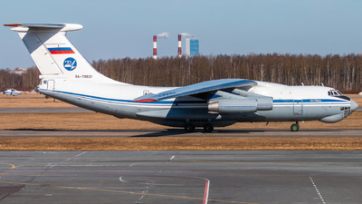 RA-78831 - Ilyushin IL-76MD - Russia - 224th Flight Unit State Airline