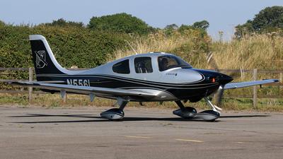 N556L - Cirrus SR22 - Private