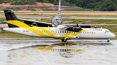 PR-PDT - ATR 72-212A(500) - VoePass Linhas Aéreas