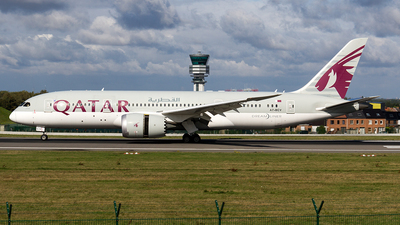 A7-BCV - Boeing 787-8 Dreamliner - Qatar Airways