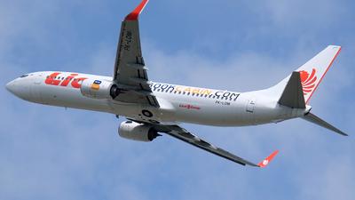 PK-LOM - Boeing 737-8GP - Lion Air