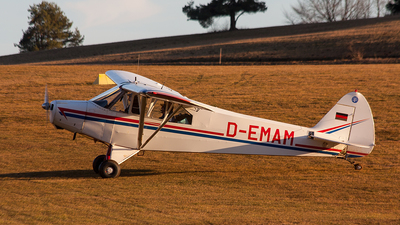 D-EMAN - Piper L-18C Super Cub - Private
