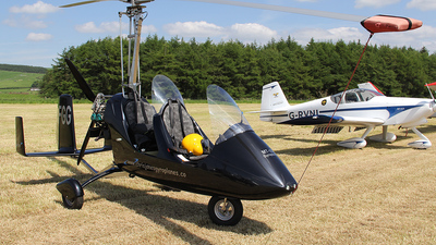 G-CFGG - Rotorsport UK MT-03 - Private