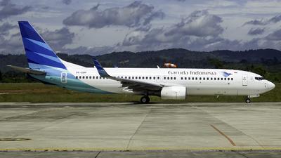 A picture of PKGMF - Boeing 7378U3 - Garuda Indonesia - © Yanuar Dwi Nugroho