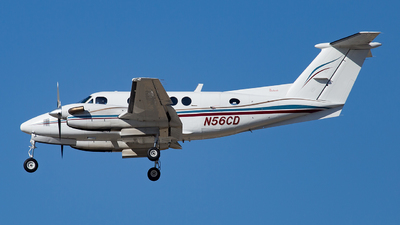 N56CD - Beechcraft 200 Super King Air - Private