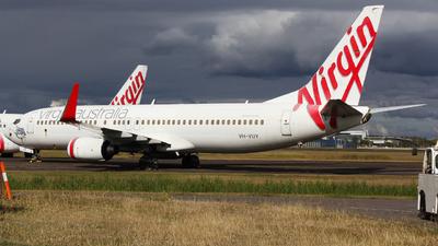 VH-VUY - Boeing 737-8KG - Virgin Australia Airlines