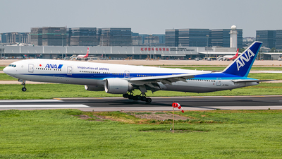 JA784A - Boeing 777-381ER - All Nippon Airways (ANA)