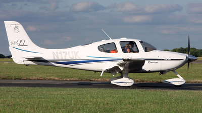 A picture of N17UK - Cirrus SR22 - [0200] - © Terry Wade