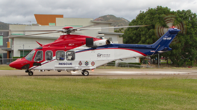 VH-EGF - Agusta-Westland AW-139 - Australia - Queensland Government