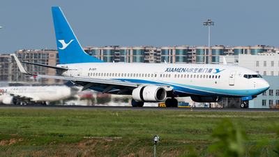 B-1971 - Boeing 737-85C - Xiamen Airlines