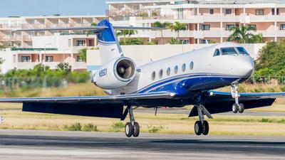 N99GY - Gulfstream G-IV(SP) - Eagle Air Services