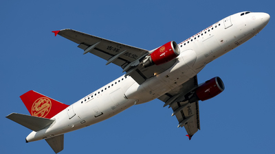 B-6962 - Airbus A320-214 - Juneyao Airlines