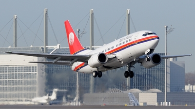 EI-FFM - Boeing 737-73S - Meridiana