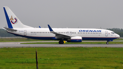 VQ-BSR - Boeing 737-8AS - Orenair