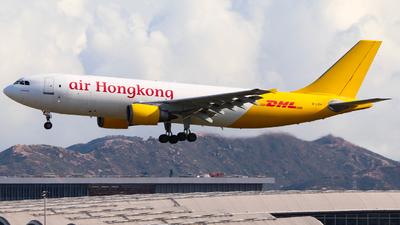 A picture of BLDH - Airbus A300F4605R - Air Hong Kong - © Anson Chan (HKG)