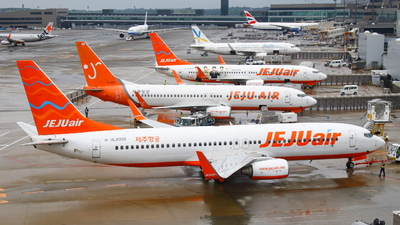 HL8305 - Boeing 737-8JP - Jeju Air