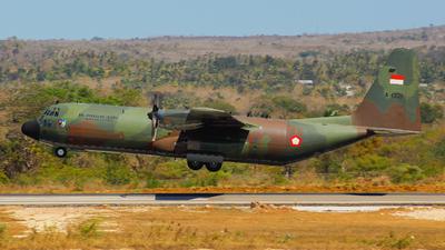A-1321 - Lockheed C-130H-30 Hercules - Indonesia - Air Force