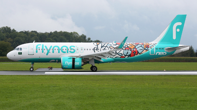 HZ-NS36 - Airbus A320-251N - Flynas