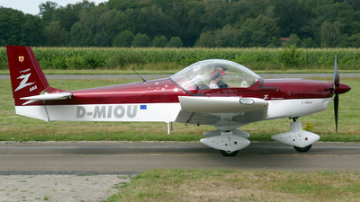 A picture of DMIOU - Roland Aircraft Z602 - [] - © Herb Hunter