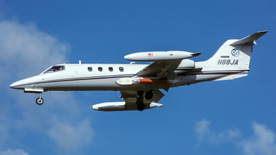 N88JA - Gates Learjet 35A - Corporate Jet Services