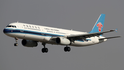 B-1625 - Airbus A321-231 - China Southern Airlines