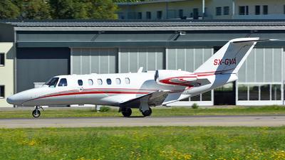 SX-GVA - Cessna 525A CitationJet 2 Plus - Private