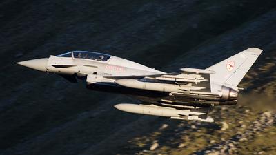 ZJ806 - Eurofighter Typhoon T.3 - United Kingdom - Royal Air Force (RAF)