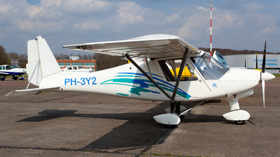PH-3Y2 - Ikarus C-42B - Private