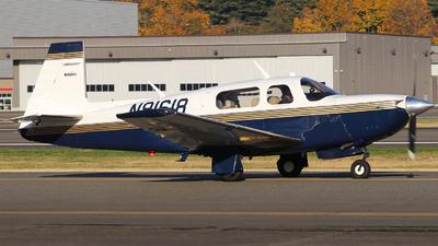 N91618 - Mooney M20K - Private