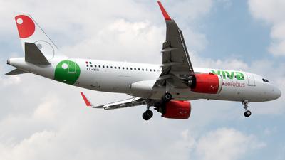 XA-VIS - Airbus A320-271N - VivaAerobus